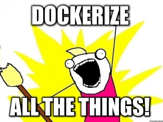 Rstudio + Selenium + AWS: Deep in Docker Hell